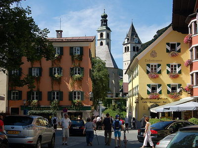 Kitzbühel von Wolfgang Glock (Eigenes Werk) [CC BY 3.0 (http://creativecommons.org/licenses/by/3.0)], via Wikimedia Commons